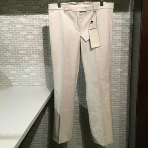 NWT 'S Max Mara Cropped Flared Trousers